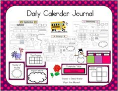 This is a great activity that will help students stay actively engaged while going over the calendar.