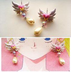 Eternal Sailor Moon earrings