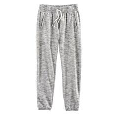 d053956a2a43d6 Girls 7-16 & Plus Size SO® Cinched Cuff Sweatpants Kohls, Size 16