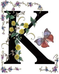 Kerria Japonica and Butterfly by Constance Widen