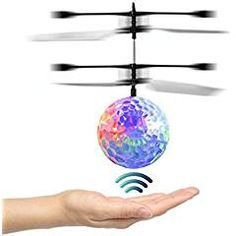 RC Toy EpochAir RC Flying Ball RC Drone Helicopter Ball Built-in Disco Music With Shinning LED Lighting for Kids May Price history. Product ID: Disco Licht, Led Licht, Toys For Boys, Kids Toys, Boy Toys, Electronic Toys For Kids, Kid N Teenagers, Tween Girls, 4 Kids