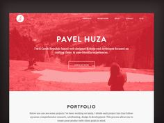I'm a Czech Republic based web designer & front‑end developer focused on crafting clean &user‑friendly experiences.