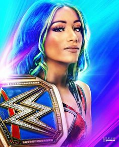 Wwe Sasha Banks, Wwe Wallpapers, Boss, Wonder Woman, Wrestling, Superhero, Fictional Characters, Instagram, Women