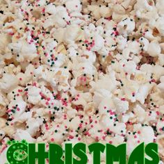 Easie Peasie Co: Christmas Popcorn