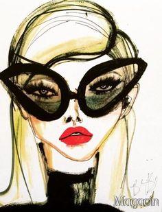 Me inspira IX - María Zipperle, autora del blog Avenue 348 y propietaria de OuiStudio.com, presenta sus favoritos de temporada