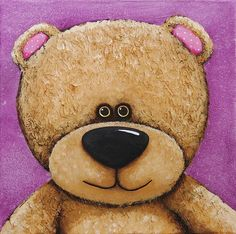 The Big Bear by Lucia Stewart