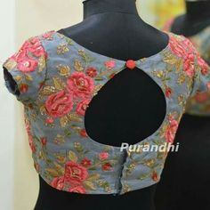 Latest Simple Blouse Work Designs Coolmine Community School 100 Blouse Designs Best Stunning Latest Saree Blouse Neck Here S A Look At New Style Blo. Blouse Designs High Neck, Simple Blouse Designs, Stylish Blouse Design, Designer Blouse Patterns, Fancy Blouse Designs, Sari Blouse Designs, Boat Neck Designs Blouses, Simple Blouse Pattern, Latest Blouse Neck Designs