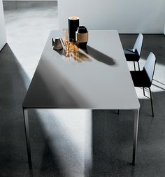 Glass Dining Tables, Contemporary Tables | SOVET