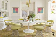 Create a luxury dining room design with the help of these inspirational dining room decor ideas. Find luxury dining furniture and modern dining room lighting. Modern Dining Room Lighting, Luxury Dining Room, Modern Dining Chairs, Dining Rooms, Luxury Living, Dining Tables, Dining Furniture, Dining Area, Furniture Sets