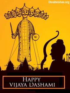 Happy Dussehra Quotes, Wishes, Images, Greetings 2020 Happy Dussehra Wallpapers, Happy Diwali Wallpapers, Happy Diwali Images, Festivals Of India, Indian Festivals, Happy Dusshera, Dussehra Images, Happy Dussehra Wishes