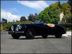 1953 Jaguar XK120 Roadster 3.4/160 HP, 4-Speed for sale by Mecum Auction