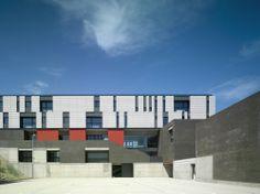 IES y Escuela de hostelería en Plasencia / Landínez + Rey   equipo L2G arquitectos