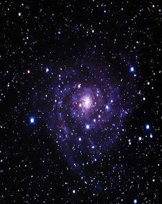 Cobalt Nebula