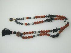 Prayer Mala Beads Hematite Rudraksha Crystals Japa Mala Meditation Mogul Interior,http://www.amazon.com/dp/B00FOH5W3Y/ref=cm_sw_r_pi_dp_UPrCsb0QWDYBS7Y1