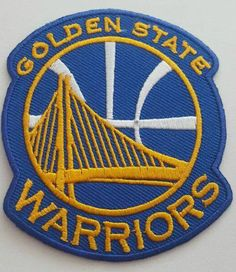 NBA Jersey Iron On Sewing Patch Golden State Warriors Stephen Curry Klay Durant  #Unbranded #GoldenStateWarriors