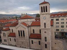 St. Joseph Church, Sarajevo, Bosnia and Herzegovina