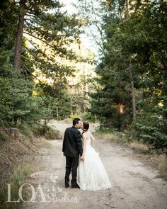 Tim and Caitlin's happily ever after starts here at Hidden Creek  I  Pine Rose Weddings  I  Photo by Nichol at Love One Another Photography