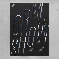 poster for ORM Show - Jaemin Lee