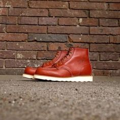 "Red Wing ""875 Moc Toe"""