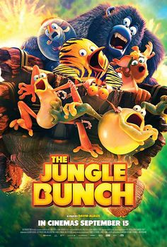 Watch The Jungle Bunch 2017 Full Movie Online Free