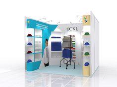 Prestige System Exhibition Stand Design (883)