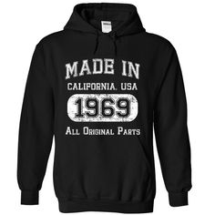 awesome  Made in California 1969