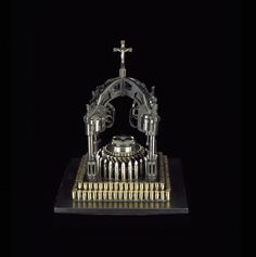 Al Farrow Reliquaries: Fingernail of the Trigger Finger of Santo Guerro