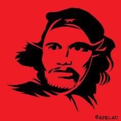 Che Twitter Avatar by Ape Lad, via Flickr