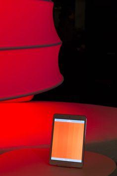 A emoção das cores - High-Tech Girl   Mycoocoon, uma nova experiência de cor