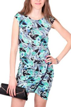 Marella exclusive dress / paisley print dress