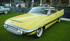 1958 Chrysler Dual Ghia 400 prototype