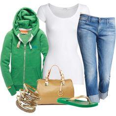 Green Summers Night