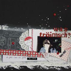 Layout von Martina für www.danipeuss.de | @Studio Calico