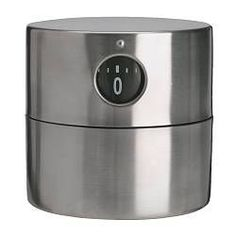 ORDNING Timer, stainless steel - IKEA