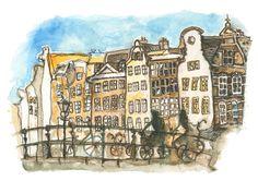 Uma oportunidade incrível de unir Amsterdam, arte e paixão em sua casa. Uma…
