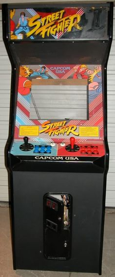 street fighter 1 arcade cabinet - Google Search & 11 best Street Fighter Arcade Cabinets From Around the World! images ...