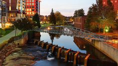 Our guide to the best restaurants, bars and shops in Greenville, South Carolina