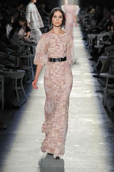 CHANEL COUTURE FALL WINTER 2012 2013 High Fashion Haute Couture featured fashion Chanel Haute Couture