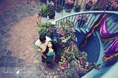 Disneyland Engagement Session: Apolonia + Eli | Magical Day Weddings | A Wedding Atlas Fan Site for Disney Weddings