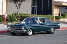 Sweet Ford Falcon.