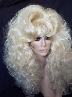 Beautiful Blonde Drag Wig:  http://www.newattitudewigs.com/VG-S01723.html