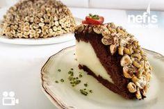 Kek Kalıbında Leziz Yaş Pasta – Nefis Yemek Tarifleri