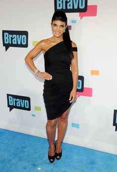 Teresa Giudice: Real Housewives of New Jersey (RHONJ) Celebs at the Bravo New York Upfront