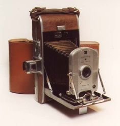 Polaroid Camara invented in 1947 by Edwin Land. These were the first cameras that were commercially available. 1940-s-general-history
