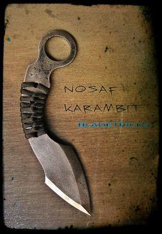 Bladetricks Nosaf Karambit