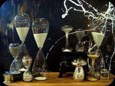hourglasses!