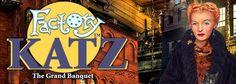 Factory Katz: The Grand Banquet Best Hidden Object Games, Hidden Objects, Banquet, Broadway Shows, Banquettes