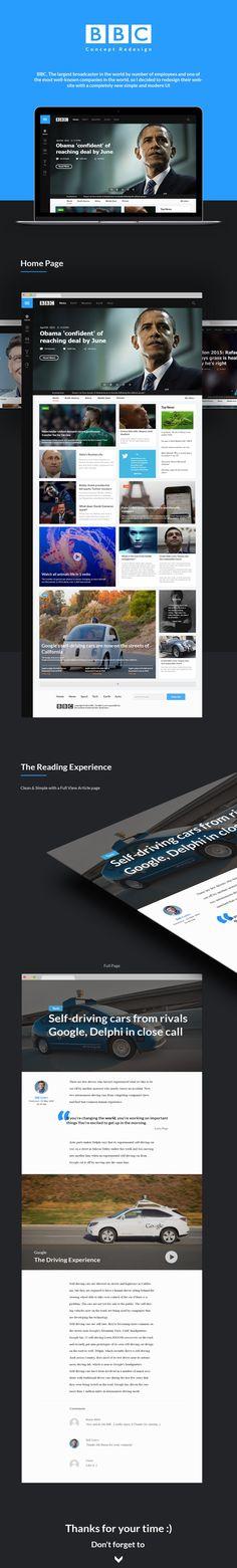 Redesign concepts for popular websites #4 — Muzli -Design Inspiration — Medium