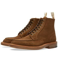 8c667702f71 END. x Tricker s Lawrence Boot (Cola Suede) Centre Commercial De Dubai