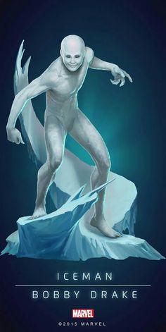 Iceman Bobby Drake